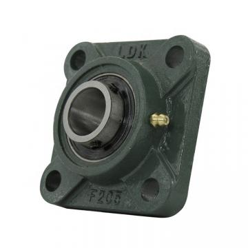 AMI UCNFL207MZ2W Flange-Mount Ball Bearing Units